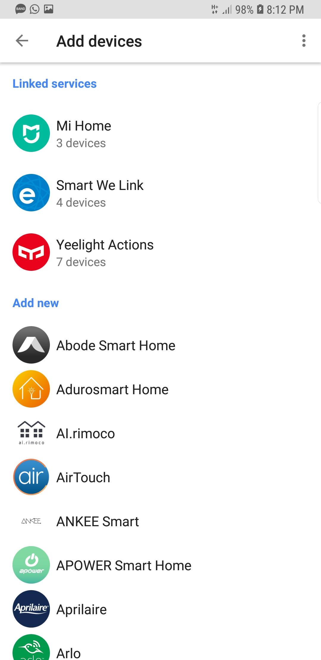 Latest update: Google Home, Xiaomi MiJia and Yeelight - Yeelight Forum