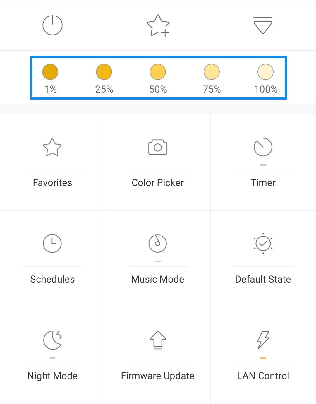 Xiaomi Yeelight Bedside Lamp 2