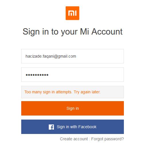 Problem with login to Mi Home app (ios) - Yeelight Forum